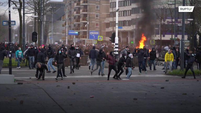 Pays-Bas. Après de violentes émeutes : un tribunal ordonne la levée du couvre-feu [Vidéo]