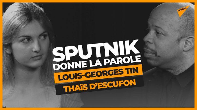 Thaïs d'Escufon face à Louis-Georges Tin (CRAN) : « Si le droit était appliqué, nous gagnerions. Je pense que c'est une atteinte très grave à la liberté d'expression »