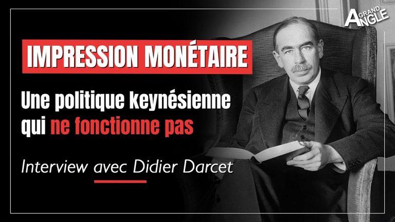 Imprimer de l'argent, une politique keynésienne qui ne fonctionne pas