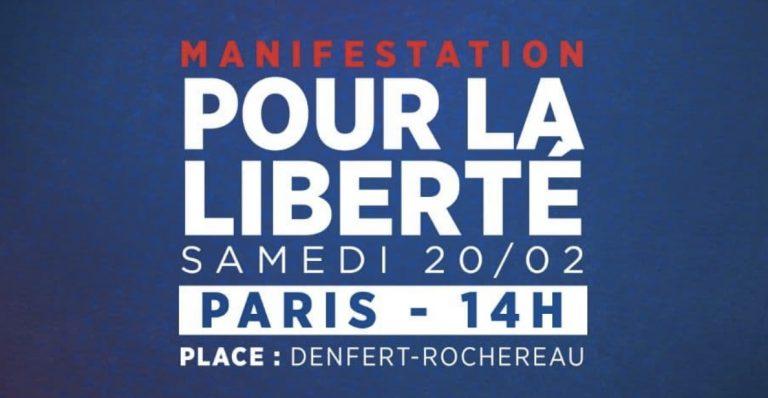 Paris. La manifestation de Génération identitaire autorisée. Découvrez la lettre de dissolution adressée par le Ministère de l'Intérieur