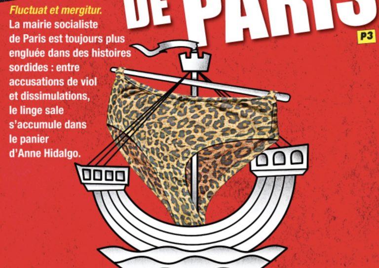 La mairie de Paris, sans dessous dessus