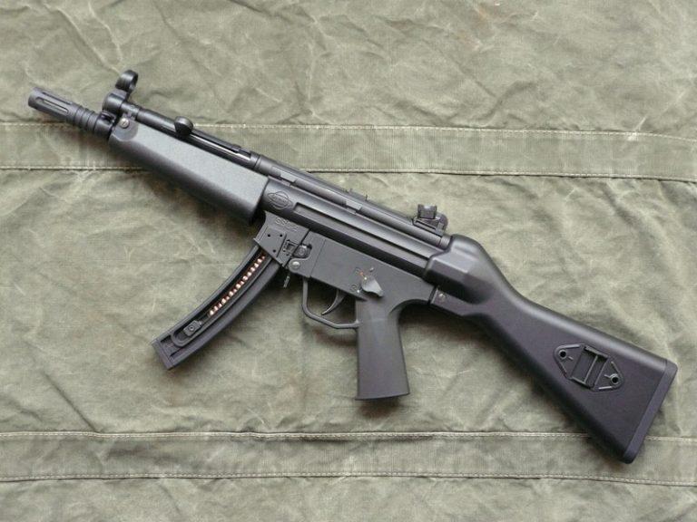 L'embrouille entre deux Gitanes se termine au pistolet-mitrailleur 22 LR
