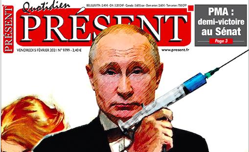 Vaccin Spoutnik V : Bons baisers de Russie