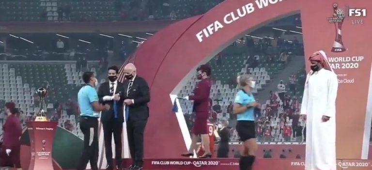 Football. La FIFA humilie deux femmes arbitres au Qatar à la demande du frère de l'émir