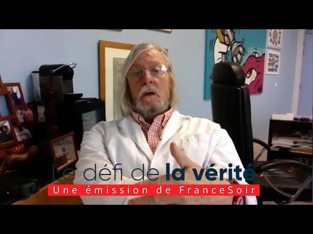 Le Professeur Raoult au Défi de la vérité