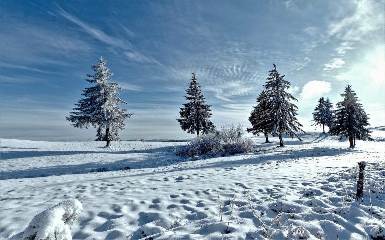Météo. Encore de la neige en Bretagne ces prochains jours ?