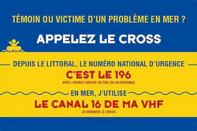 Urgences en mer dans le Finistère. Un canular au 196 peut vous coûter cher pénalement