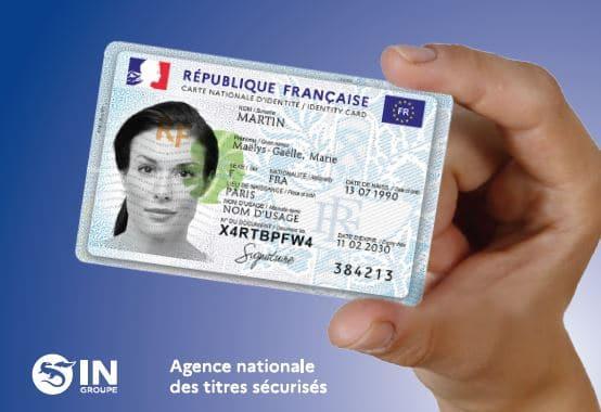 Nouvelle carte nationale d'identité électronique : ce qu'il faut savoir