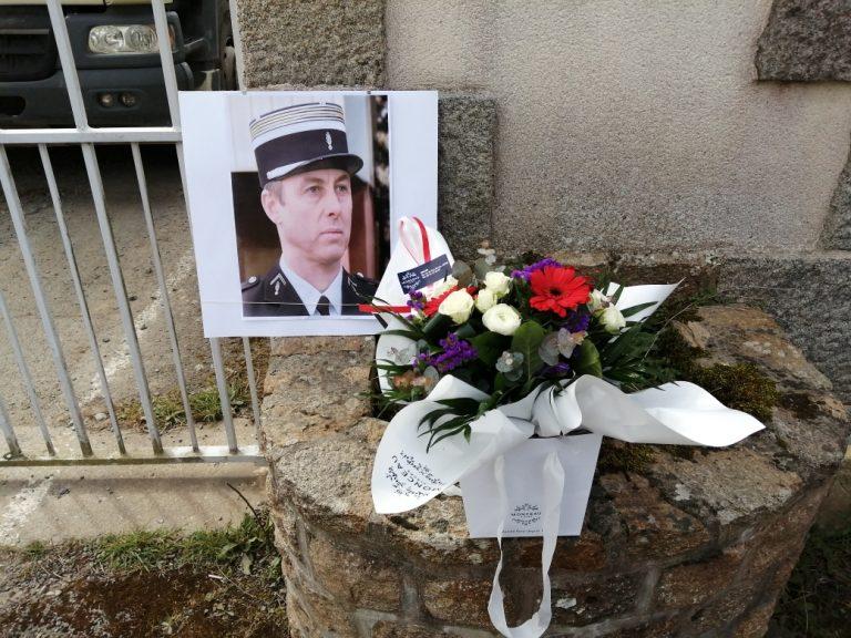 Saint-Malo. Un hommage rendu à Arnaud Beltrame, victime de l'islamisme