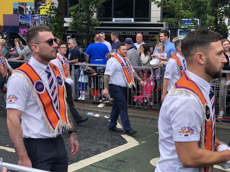 Tensions en Ulster. L'Ordre d'Orange se retire du projet pour une Irlande partagée