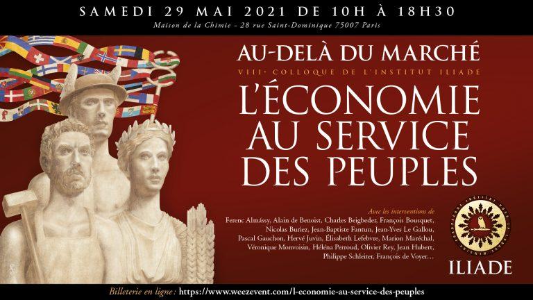 Paris. Le colloque de l'Institut Iliade reporté au 29 mai 2021