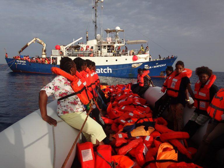 Italie. SOS Méditerranée débarque à nouveau des migrants africains subsahariens en Sicile