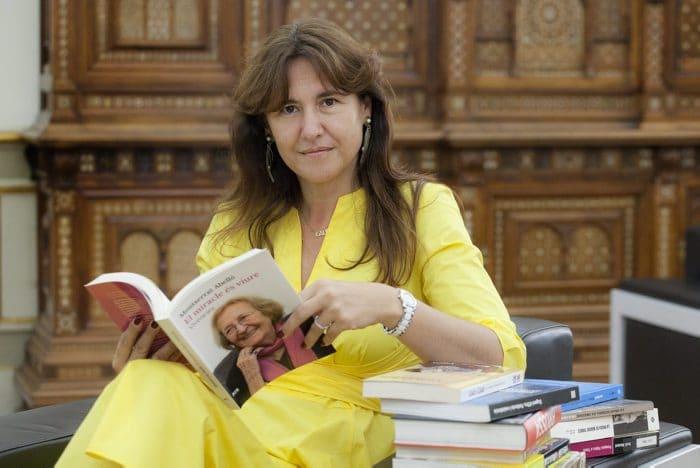 Laura Borràs prezidantez nevez ar parlamant katalan