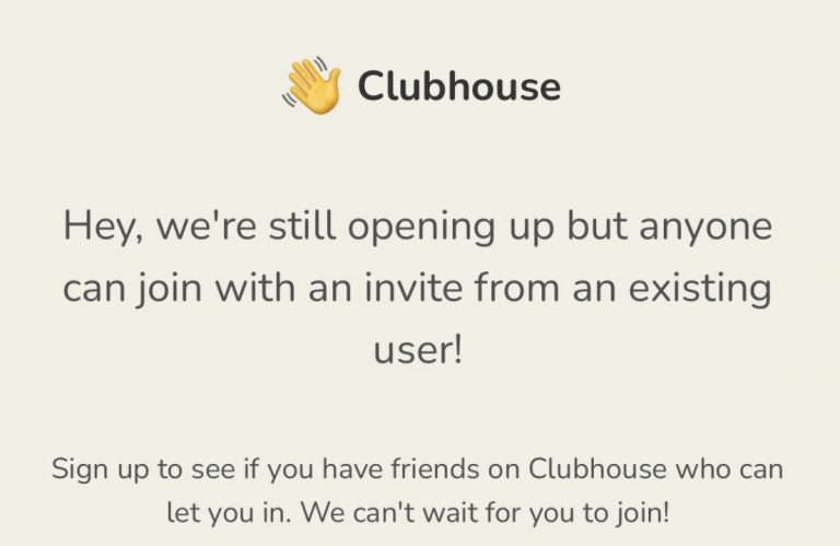 Attention aux chevaux de Troie Android se faisant passer pour l'application Clubhouse