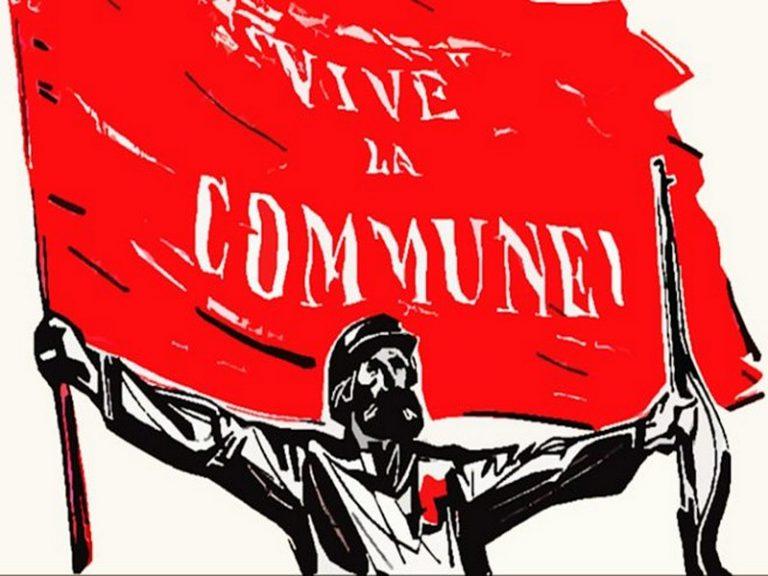Varia (4) … La Commune est (presque) morte…