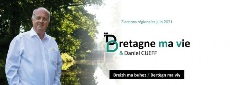 Régionales 2021. Un sondage (biaisé) donne Daniel Cueff (Bretagne ma vie) en tête