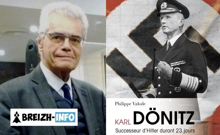 Philippe Valode : « Le Troisième Reich a eu deux chefs successifs : Hitler, puis Dönitz » [Interview]