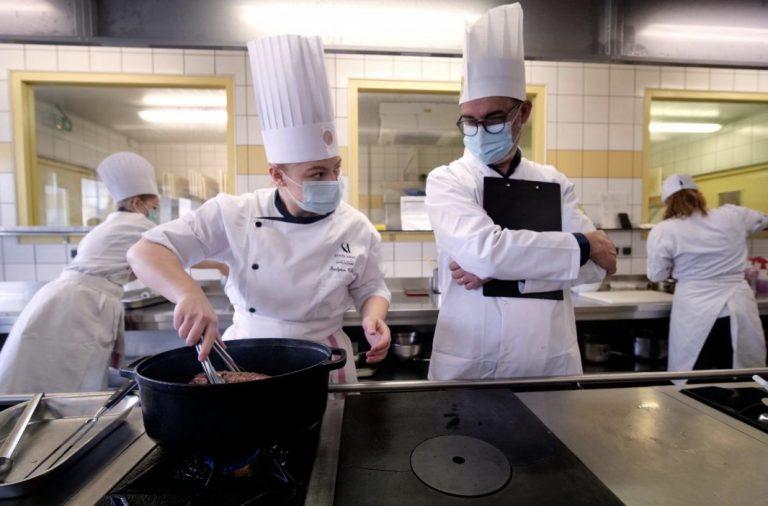 Produit en Bretagne. Le lycée hôtelier de la Guerche de Bretagne lauréate de la finale des Jeunes Talents de la Restauration