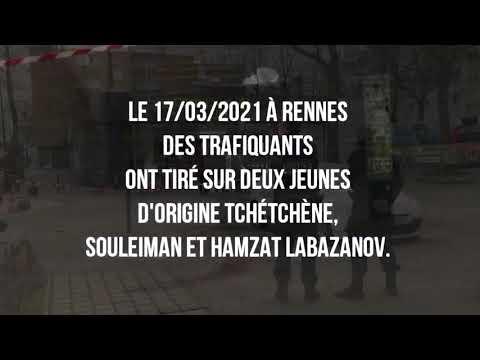 Le père d'Hamzat Labazanov, tué par balles à Rennes, raconte comment tout cela s'est passé