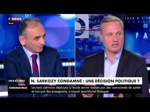 Eric Zemmour : « Nicolas Sarkozy avait promis le Kärcher on a eu  Kouchner »