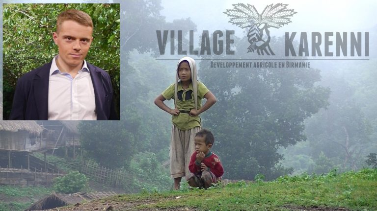 Olivier FrèreJacques (Village Karenni) : « Il y'a urgence humanitaire en Birmanie » [Interview]
