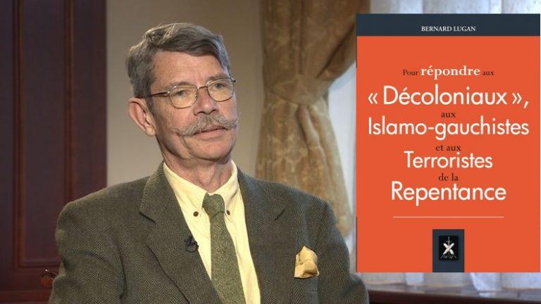 Islamo-gauchistes, Terroristes de la repentance, décoloniaux : Bernard Lugan sort le gourdin [Interview]