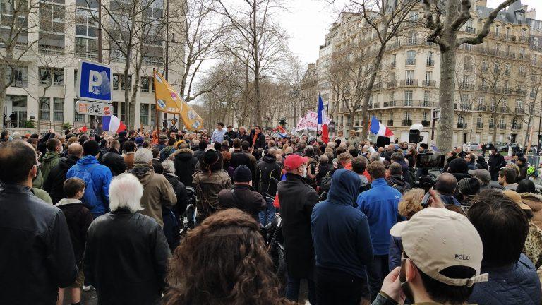 Saint-Brieuc. Une manifestation Samedi 20 mars contre la tyrannie sanitaire