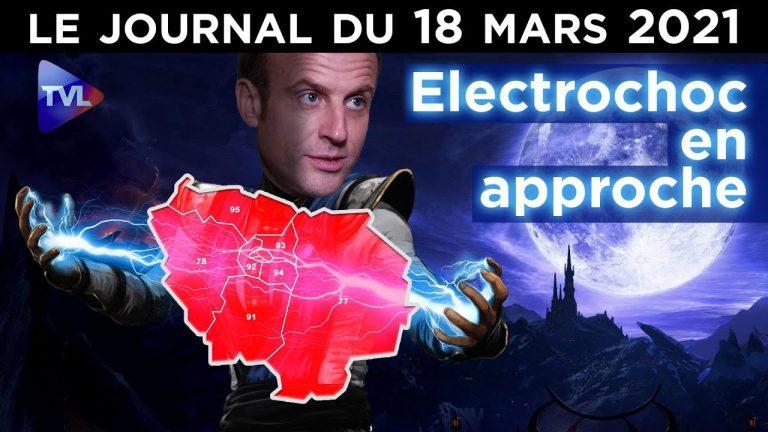 Confinement : le coup fatal de Macron ? Le JT de TV Libertés évoque l'insécurité en Bretagne