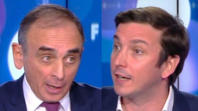 Éric Zemmour détruit Aurélien Taché : « Vous resterez soumis toute votre vie ! »