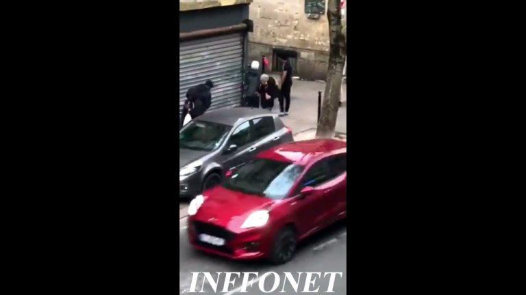 Violente agression à Bordeaux. La vidéo