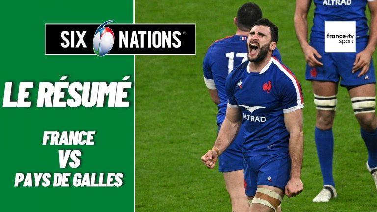 France-Galles, Angleterre-Irlande, Ecosse-Italie. Revoir tous les résumés de la 5ème journée du Tournoi des 6 nations