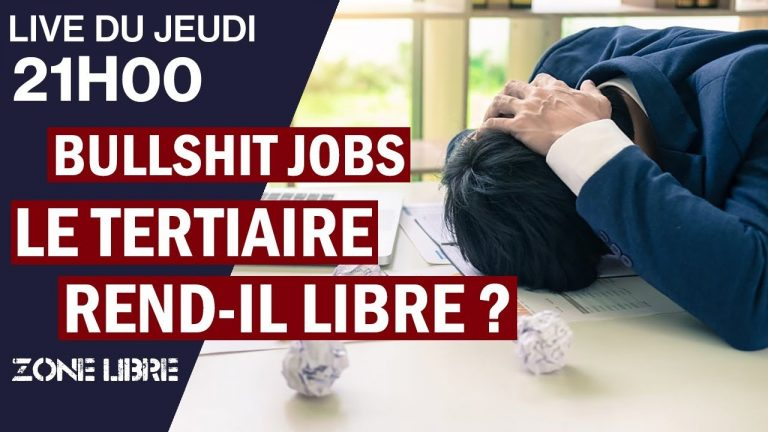 Emplois Du Tertiaire : Pourquoi Des Salariés Dépriment ?