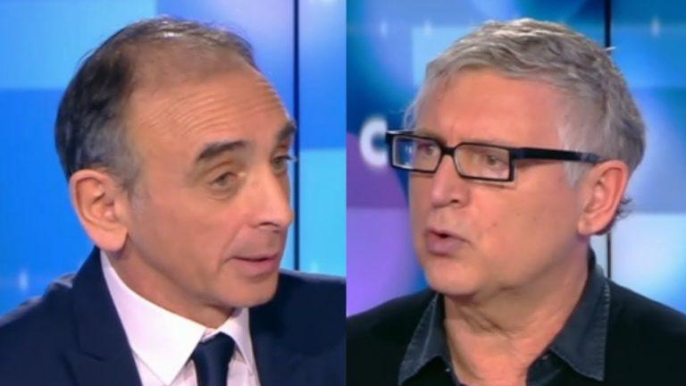 Eric Zemmour : « Comme Michel Onfray, cela fait des années que je dis que l'on va vers la guerre civile »