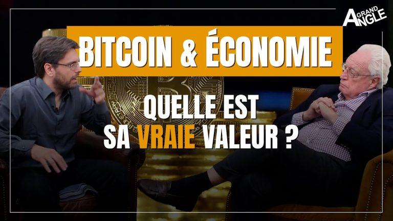 Le bitcoin sous l'angle de la théorie économique : quelle est sa vraie valeur ?