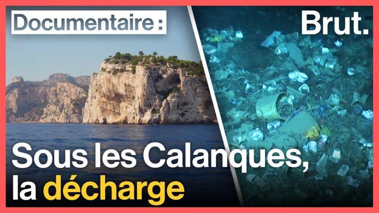 Marseille : plongée dans la mer de déchets