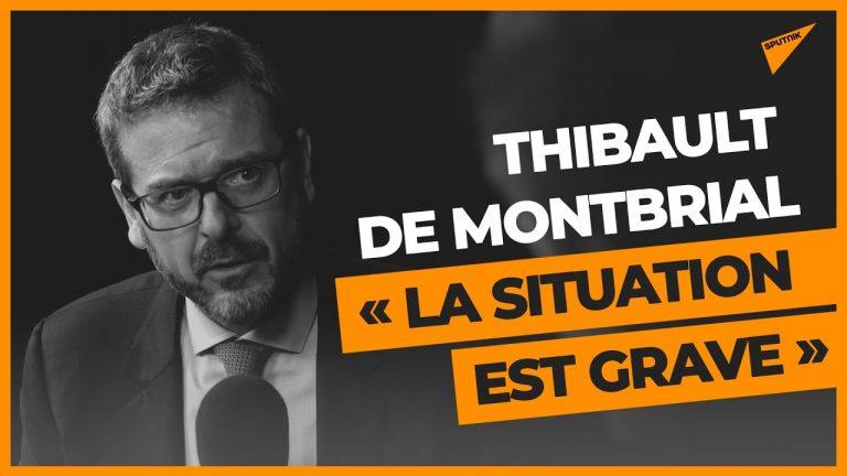 Terrorisme : « Il faut s'attendre à des attaques de type militaire ou guérilla », selon Me de Montbrial