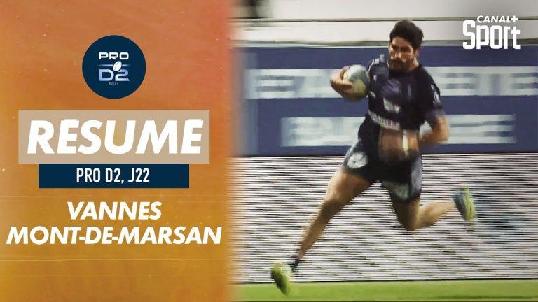 Rugby. Le RC Vannes enchaine face à Mont de Marsan (33-20)