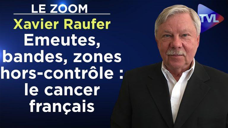 Emeutes, bandes, zones hors-contrôle : le cancer français. Par Xavier Raufer