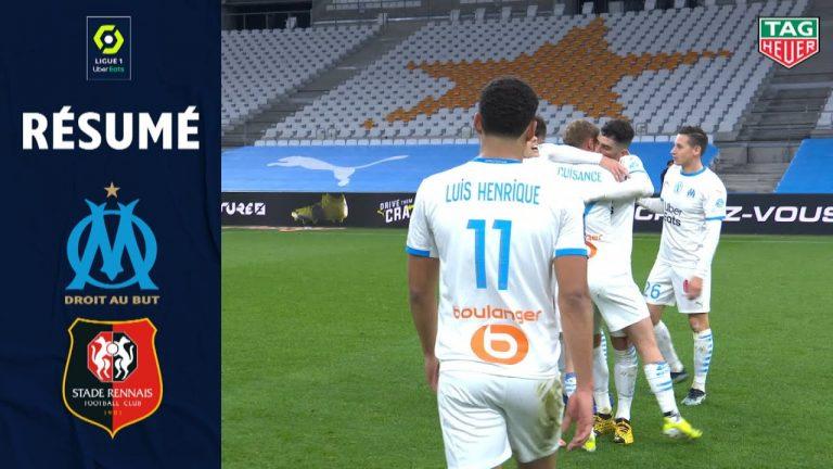 Pour ses 120 ans, le Stade Rennais enchaine une nouvelle défaite à Marseille (1-0)