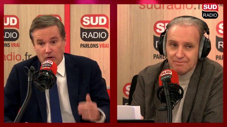 Nicolas Dupont-Aignan : « Olivier Veran doit démissionner. Il ne soigne pas les Français »
