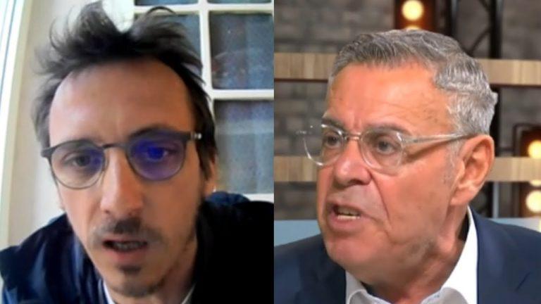 Le Dr. Louis Fouché provoque un tollé en direct en affirmant que le vaccin AstraZeneca est dangereux