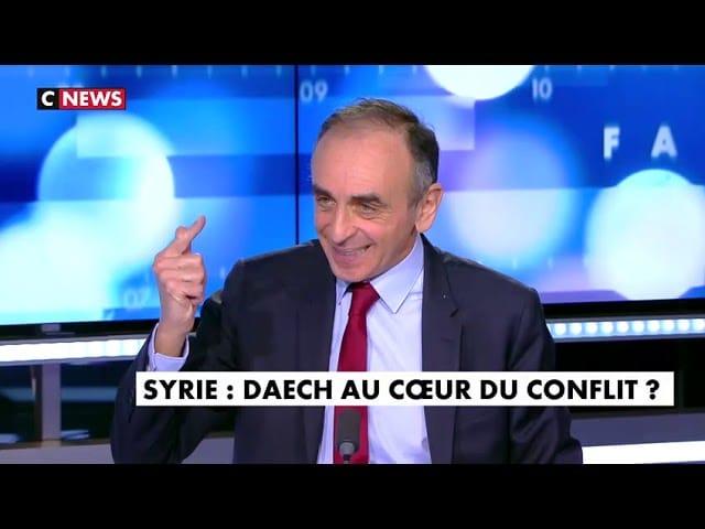 Eric Zemmour : « Le cinéma français est une machine de propagande payée par nos impôts »