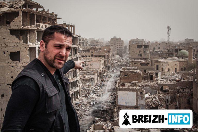 Ex-Otage en Irak, engagé au service des Chrétiens d'Orient en Syrie, Alexandre Goodary témoigne