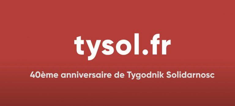 Pologne. Tysol, l'hebdomadaire du syndicat polonais Solidarność, lance une version francophone [Interview]