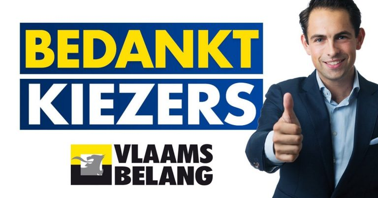 Une étude universitaire démontre la discrimination du Vlaams Belang sur la chaîne publique flamande (VRT)