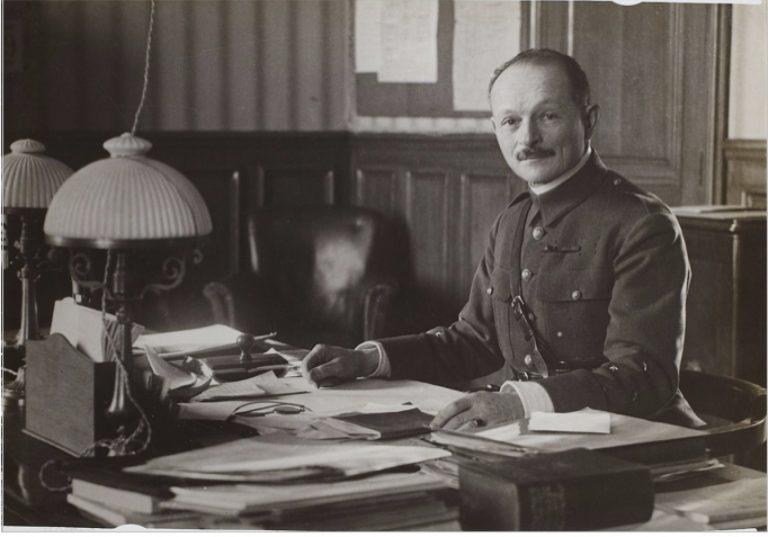 Le Morlaisien Maxime Weygand, un résistant plus efficace que De Gaulle?