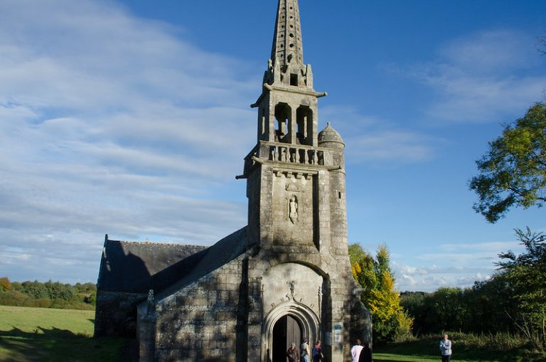 Carnoët (22). La chapelle St Gildas vandalisée, pas de déplacement de Gérald Darmanin