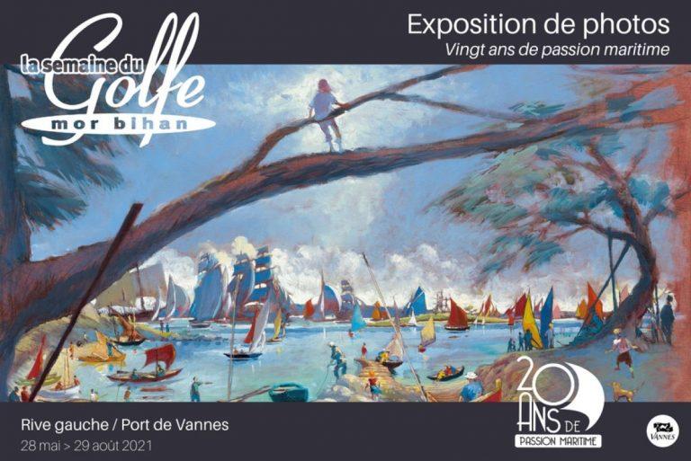 Vannes. Semaine du Golfe du Morbihan 2021 annulée : une exposition et un livre pour se consoler