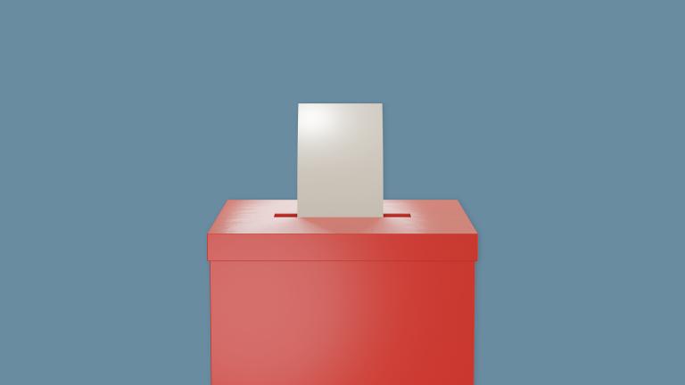 Être citoyen c'est voter! Appel à la révolte blanche ! [L'Agora]