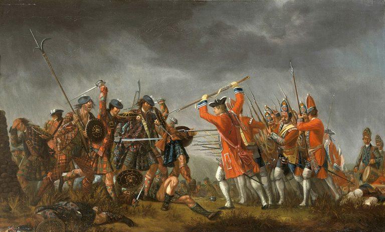 Ecosse. Le 275e anniversaire de la bataille de Culloden sera commémoré… en ligne